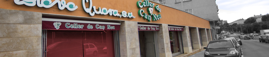 Celler Can Nou / Esteve Quera