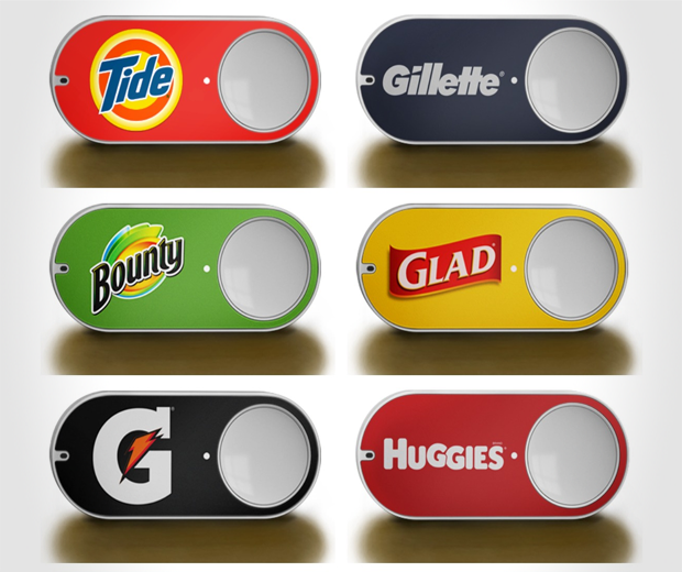 The Amazon Dash Button
