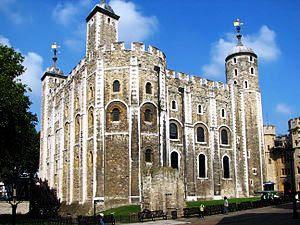 Tempat Wisata Di Inggris - Tower of London - White Tower