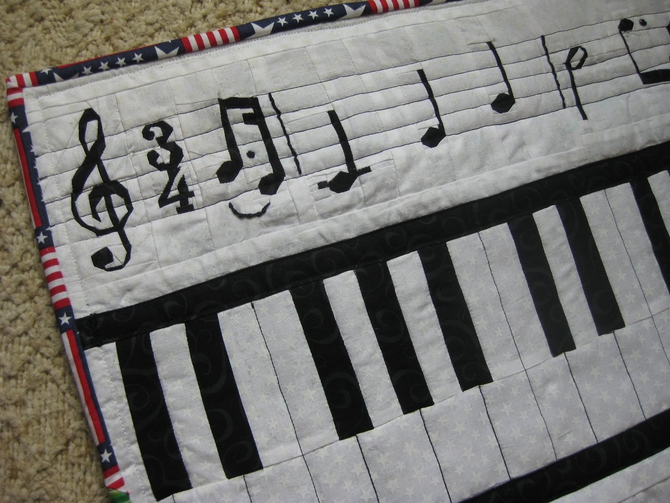 Tweety Loves Quilting: Let's play! : quilt music - Adamdwight.com