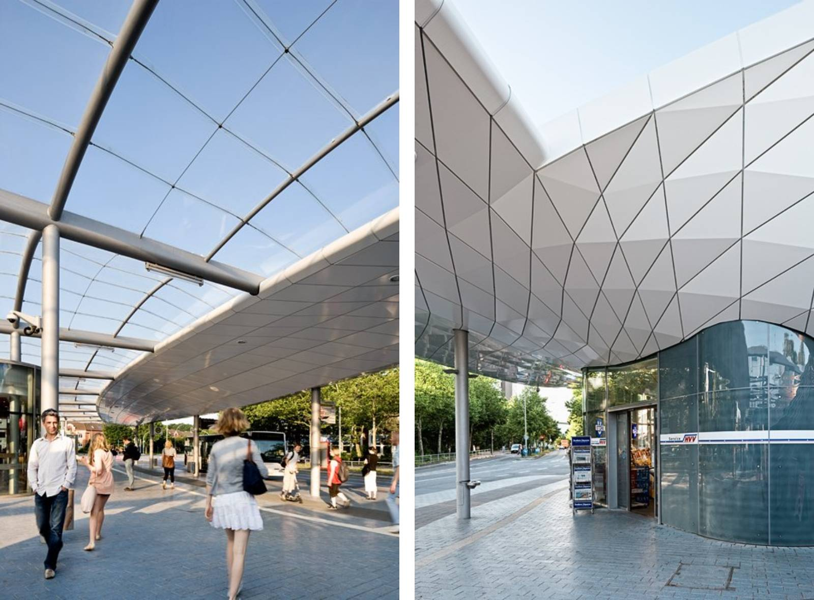 Architekt Hamburg station by blunck morgen architekten