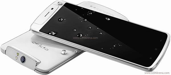 Cloudymonday Handphone Baru Oppo N1 Pulak
