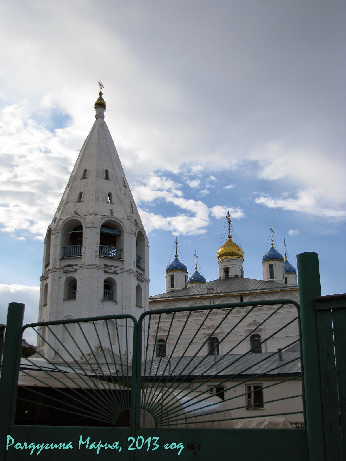Собор Введения во Храм Пресвятой Богородицы Чебоксары фото