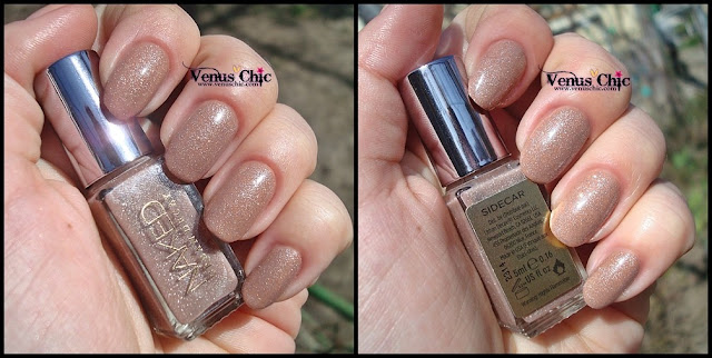 Swatch Naked by Urban Decay - Sidecar