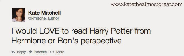 Harry Potter from Another Character's Perspective