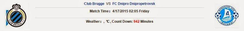 Dự đoán kèo cá cược Club Brugge vs Dnipro