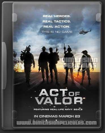 Act Of Valor (BRRip Inglés Subtitulado) (2012)