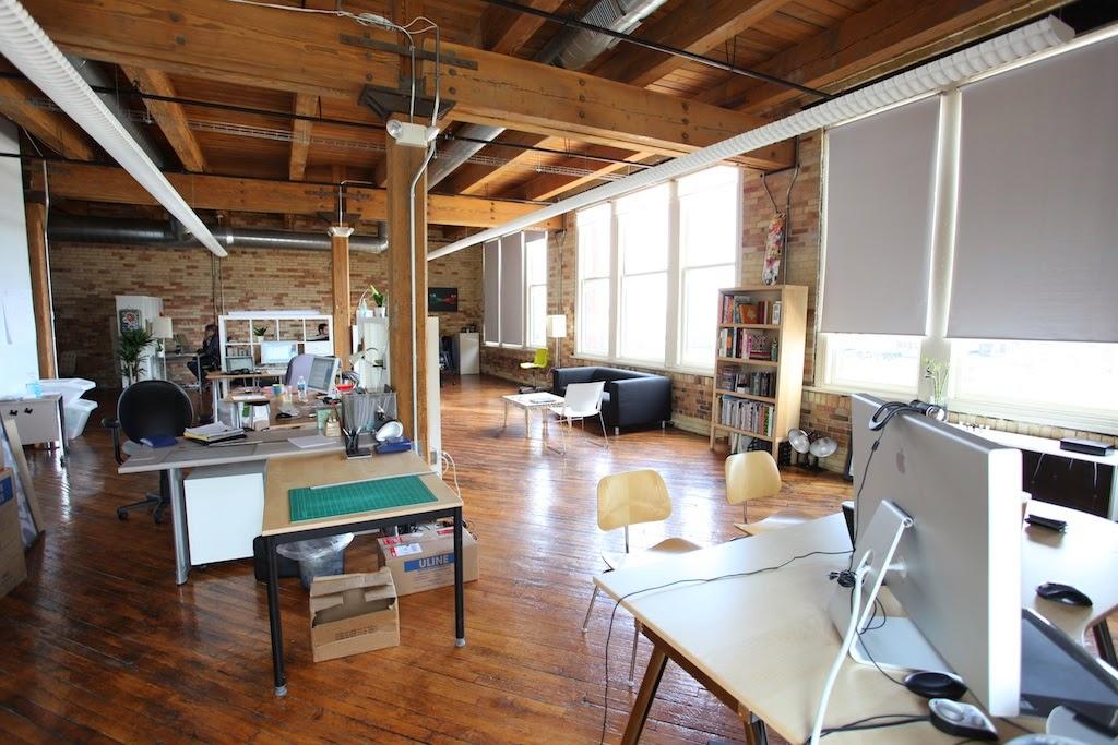 NoPattern Studio Office Interior Design Ideas 2