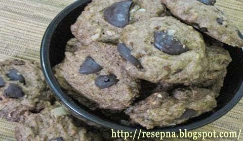 Resep Takjil Ramadhan : Kue Cokelat Kopi