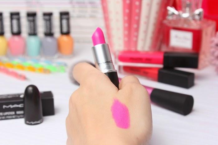 candyyumyum_mac_labial_lpstick_rosa_fluor_pink_makeup_maquillaje_swatch_swatches_angicupcakes05