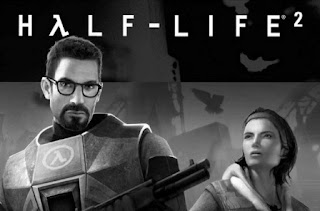 Half Life 2 PC Games Logo