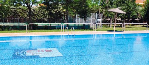 Abri la piscina municipal campeones de aranjuez for Piscina municipal pozuelo