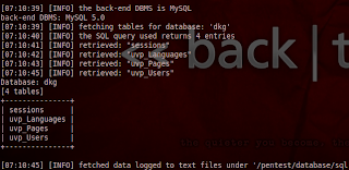 How To Hack Website Using SQLMap