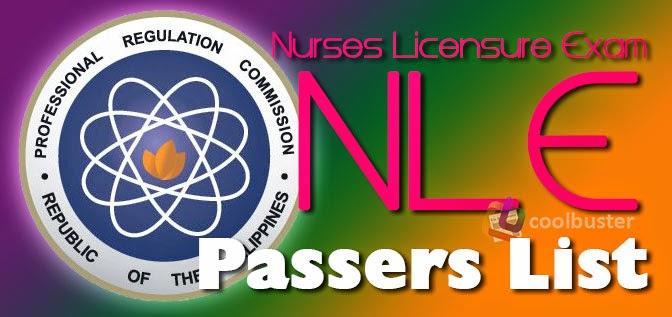 NLE results November 2014