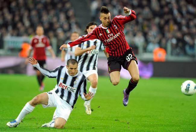 Prediksi AC Milan vs Juventus 3 Maret 2014