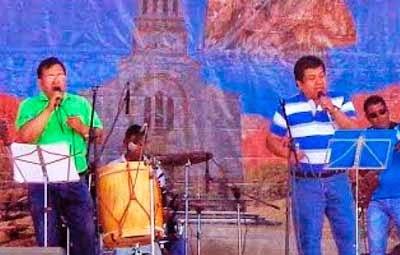 Celebran 440 años de fundación de Tupiza en La Paz