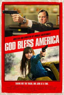 Filme God Bless America + Legenda