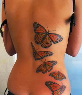 Butterfly Tattoo Ideas for Girls