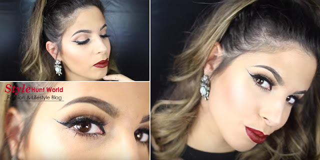Top And Best New Year Eve Makeup Tutorial 2016