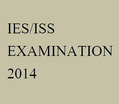 ies/iss 2014