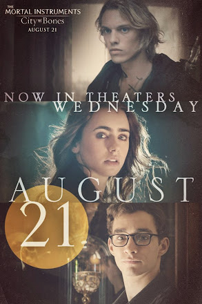 The Mortal Instruments: City of Bones - Hits Theaters AUGUST 21, 2013!