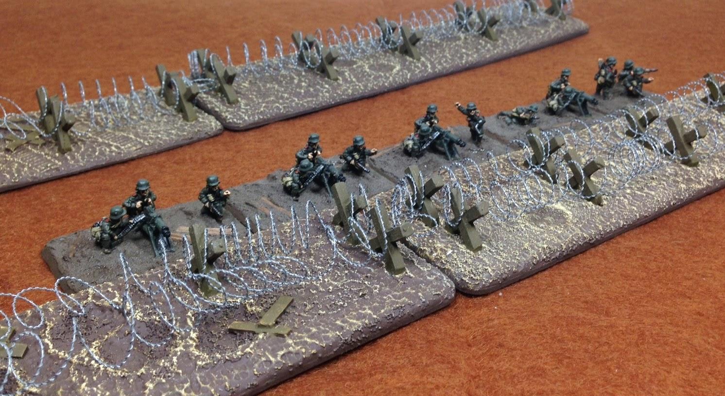 Breakthrough Assault: German Infanterie Machine-gun Platoon