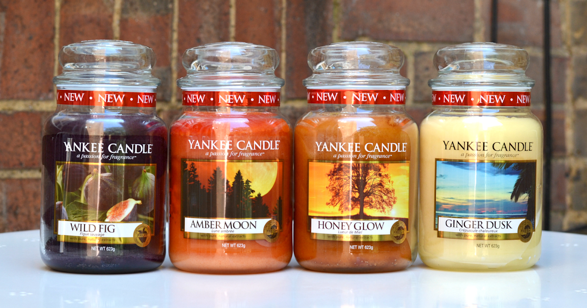 Celebrate 39 Indian Summer 39 With Yankee Candle 39 S Delicious