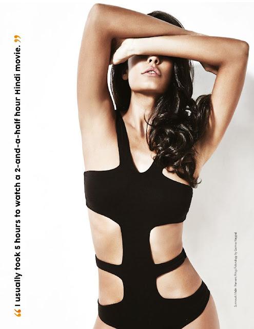 Lisa Haydon FHM India Magazine (May 2015)