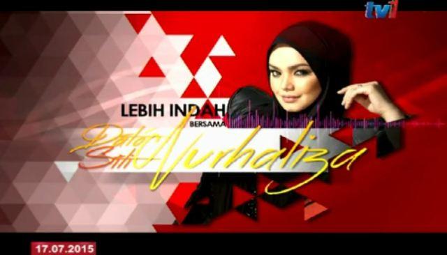 Konsert Lebih Indah Bersama Siti (2015) - Full Konsert