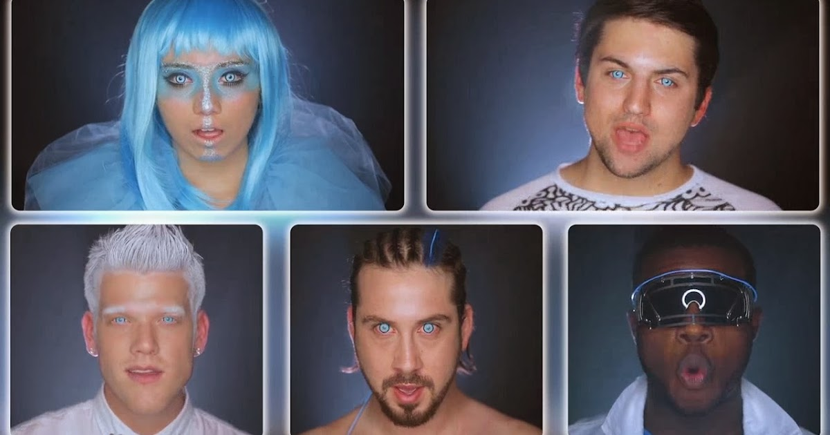 Pentatonix — no  this is incredible, i am extremely impressed.