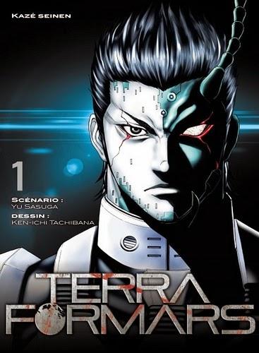 Terra Formars - Cuộc Chiến Trên Sao Hỏa