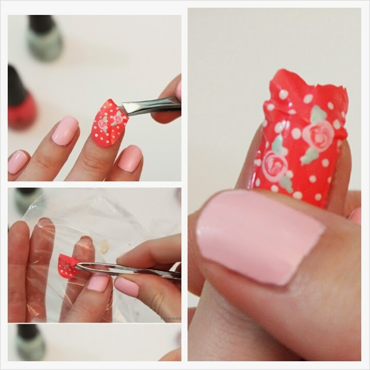 MAKE YOUR OWN NAIL WRAP TRANSFERS! | http://divawants.blogspot.co.uk/