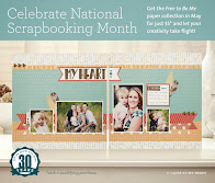 Celebrate National Scrapbooking Month