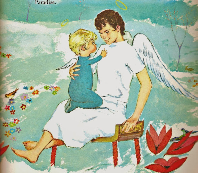 The littlest angel by charles tazewell illustrated by sergio leone