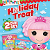 Lalaloopsy Double Feature DVDs, Lalaloopsy Holiday Treat and Lalaloopsy Sew Sweet Movies