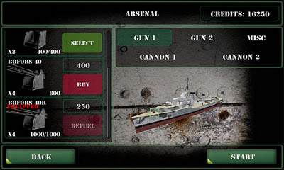 Download Game Android HMS Destroyer v1.3 APK