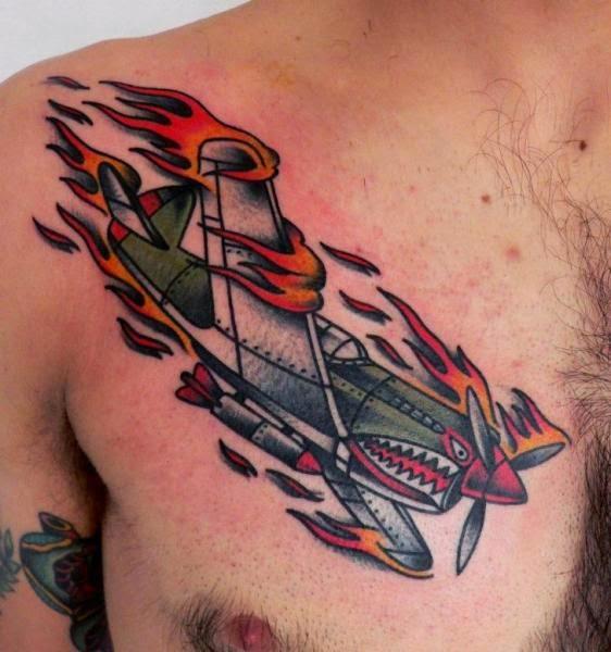 44 tatuagens de avi es mais tattoo. Black Bedroom Furniture Sets. Home Design Ideas