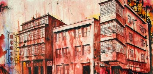 Central Project Hong Kong Artist Peter Yuill