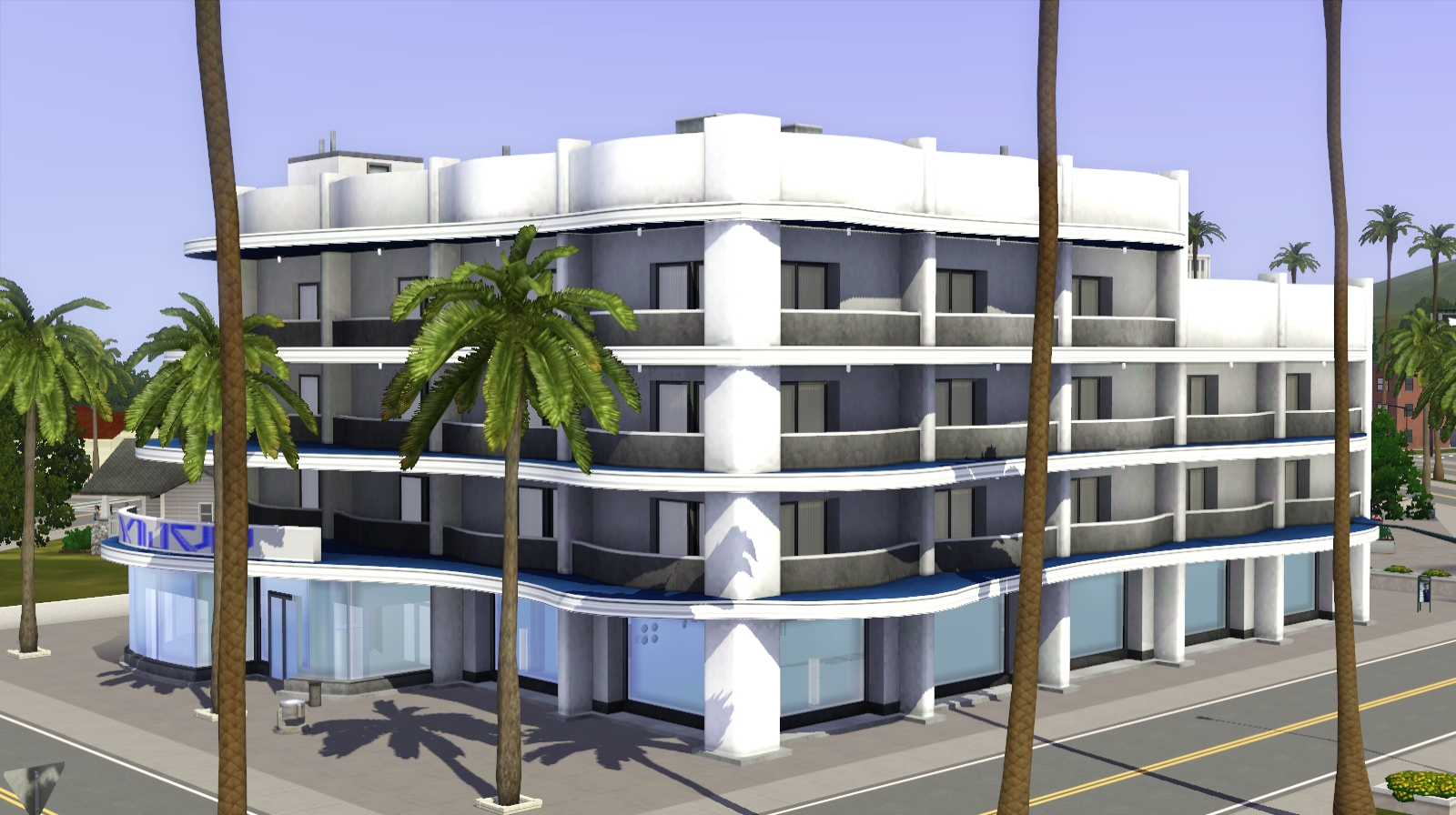 Sims 3 Community Lots Compendium Sims 3 Private Venues