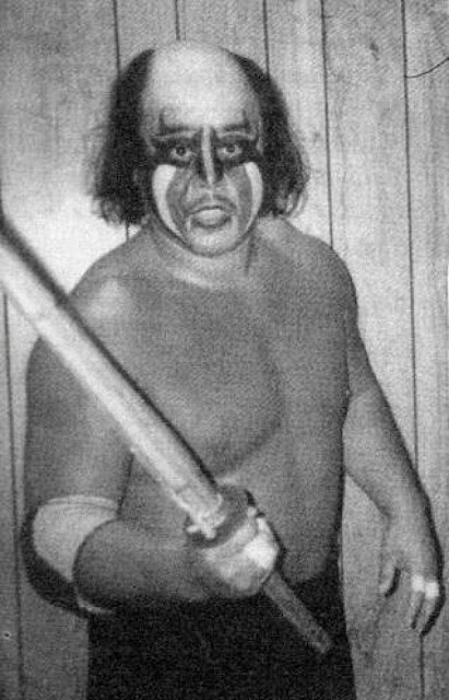WCW: Kazuo Sakurada / The Dragonmaster