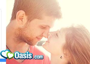 Oasis.com encuentra tu pareja ideal
