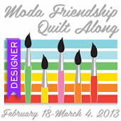 Moda Friendship Quilt-along