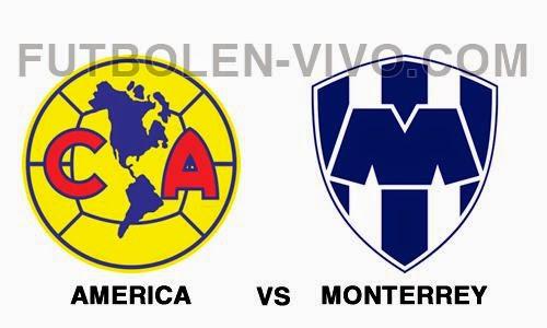 America vs Monterrey
