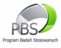 Logo Programu Badań Stosowanych