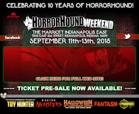 Horrorhound Weekend September 2015