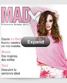 revista madx madrid PV 2013