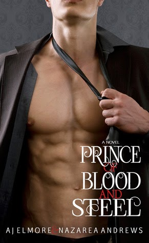 http://gabicreads.blogspot.com/2014/02/prince-of-blood-and-steel-by-nazarea.html