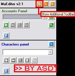MuEditor 2.1