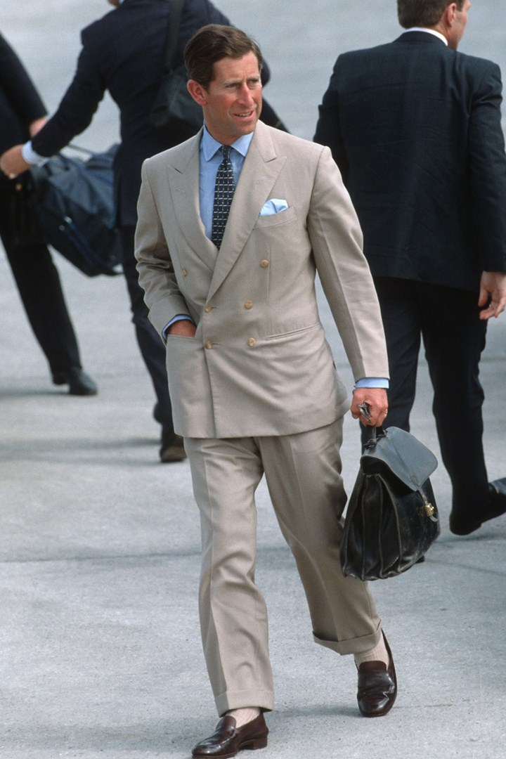 The Shoe AristoCat: Prince Charles - Britain's best dressed man