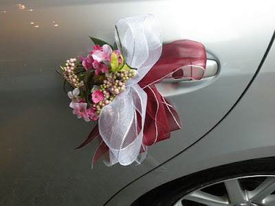 The Best Wedding Car Decorations Ideas